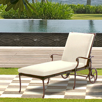 Canterborough Collection - Chaise