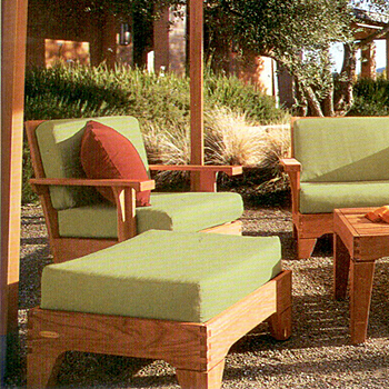 Saranac Collection - Lounge Chair