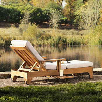Saranac Collection - Chaise