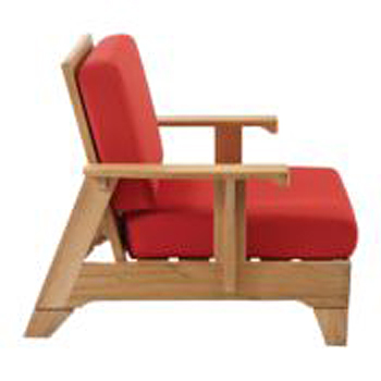 Saranac Collection - Motion  Chair