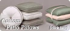 Click To Buy Custom Patio Pillows